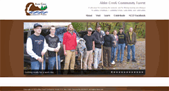 Preview of aldercreek.org